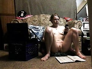 Teen on hidden camera Busted by Stepdad