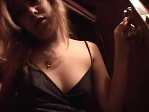 drunkEN KAT on set HD Porn Videos -