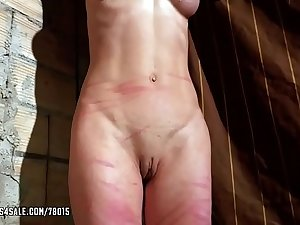 Nataly Gold- Slave Be fitting of Debts WHIPPING