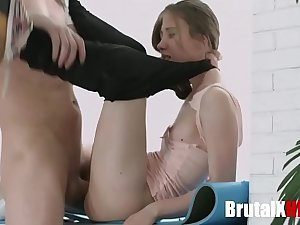 Furious Boyfriend Fucks His Bitch's Ass Till She Cries - Stephanie Moon (Fantasy)