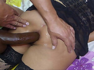 Thick Smarting Cock Fucks My Ass, My Ass Hurts